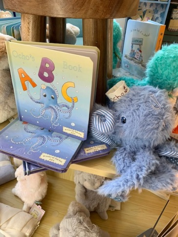 Otto book and Octopus