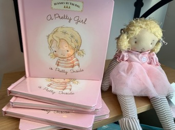 Pretty Girl book and Doll
