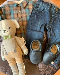 Cuddle and Kind, Me and Henry and Bird Rock Baby Shoes