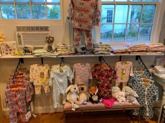 Toddler Pajamas from Angel Dear and Kickee Pants!